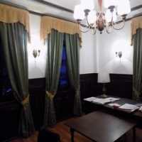 Cabinet avocatura - draperii