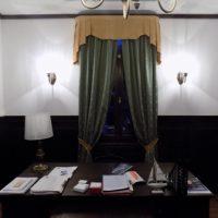 Cabinet avocatura - draperii si masca