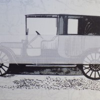 D&N ANTIQUE CAR 2