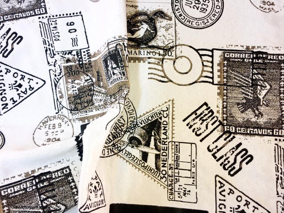 Draperie Stamps Unico
