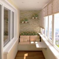 Amenajare balcon 8