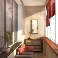 Amenajare balcon 9