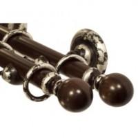 170-galerii-din-lemn-pentru-perdele-globo-duble-wenge-argintiu-35-mm