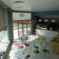Cofetaria Zoomzeria - tapiterii scaune